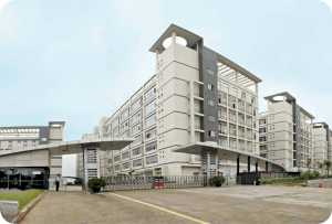 CLOU factory, Shenzhen Longgang