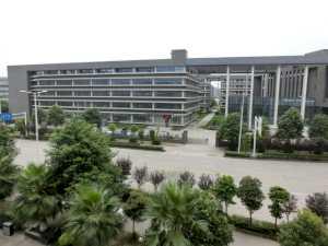 Sichuan industrial park