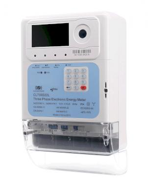 meter type CL730D22L with keypad