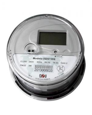 meter type DDS720E