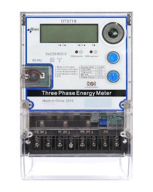 meter type DTS718