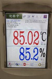 Controller for temperature