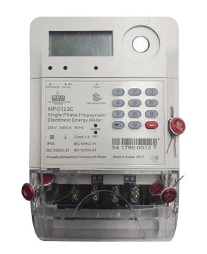 r meter with seals