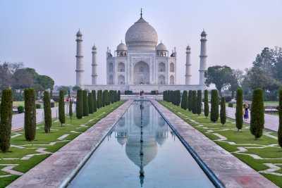 Taj Mahal Uttar Pradesh