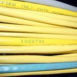 Secciones transversales para cableado eléctrico